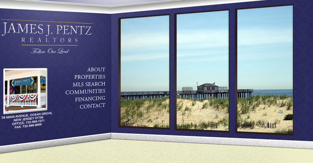 Ocean Grove Real Estate Neptune Homes Jersey Shore Investment Property Karen Pentz